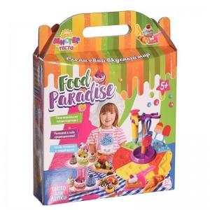 Набор для творчества Мистер Тесто Food paradise, 57 элементов (71304)