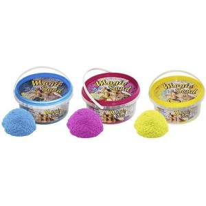 Magic sand - MIX 3 ароматы.Ведро 350 г (037-1)