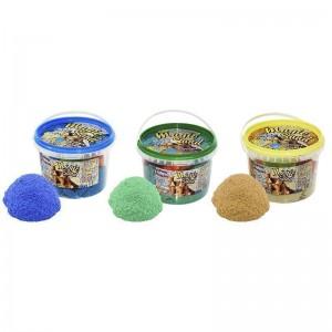 Magic sand - MIX 3 цвета.Ведро 0,5 кг (038-2)