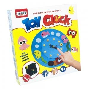Toy clock - Водний світ