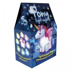 Набор для творчества Pony Light night (30704)