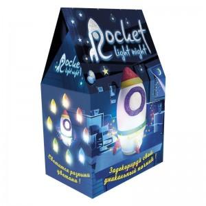 Набор для творчества Rocket light night (30709)