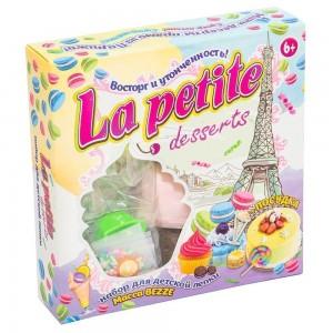 Набор для творчества La petite desserts, 12 элем. (71311)