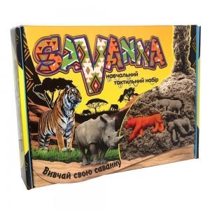 Набор для творчества  Savanna, укр. (51204)
