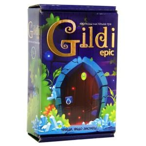 Настольная игра Гильди Эпик (укр.) (30467)