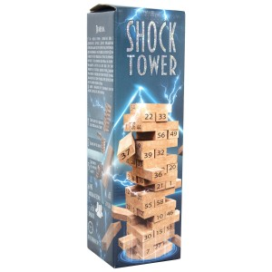 Настольная игра Shock Tower (Шок Товер) (30858)