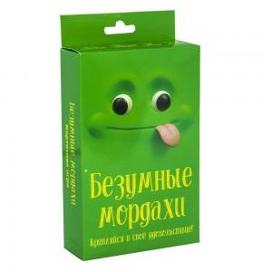 """Настольная игра """"Безумные мордахи"""" (рус.) (30856)"""